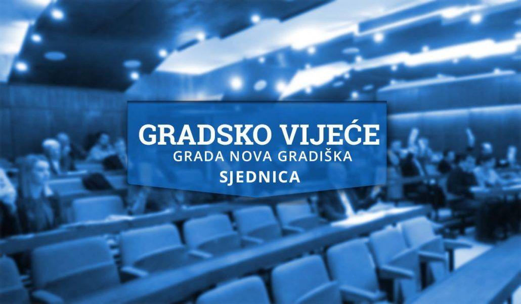 27. SJEDNICA GRADSKOG VIJEĆA