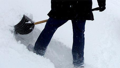 Obveza čišćenja snijega ispred kuća, stanova i poslovnih objekata