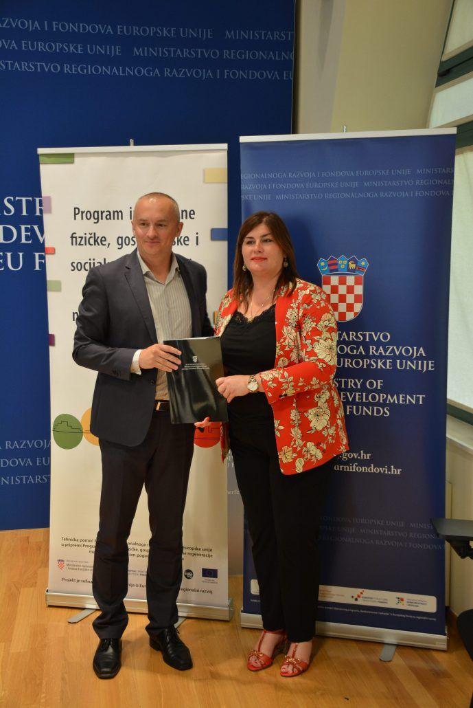 Nova Gradiška dobila programe za financiranje razvojnih projekata EU sredstvima