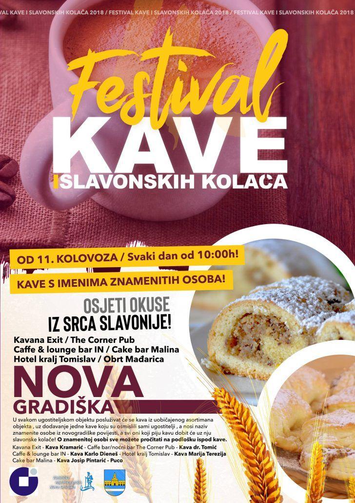 Festival kave i slavonskih kolača