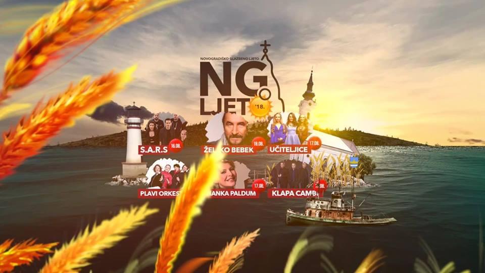 Novogradiško glazbeno ljeto 2018