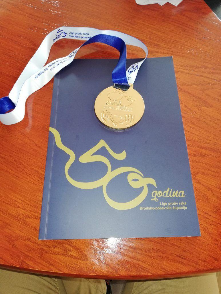 Grad Nova Gradiška nagrađen zlatnom medaljom
