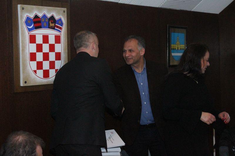 Saborski zastupnik, Veljko Kajtazi, posjetio Novu Gradišku