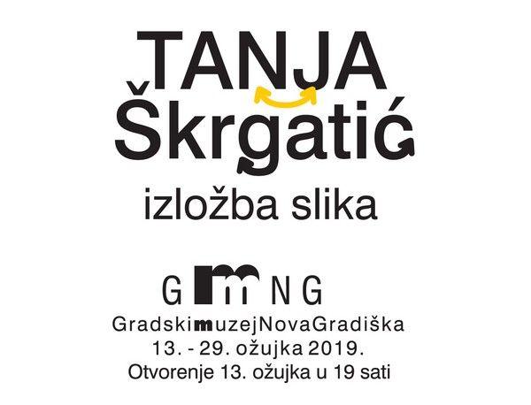 Otvorenje izložbe umjetnice Tanje Škrgatić