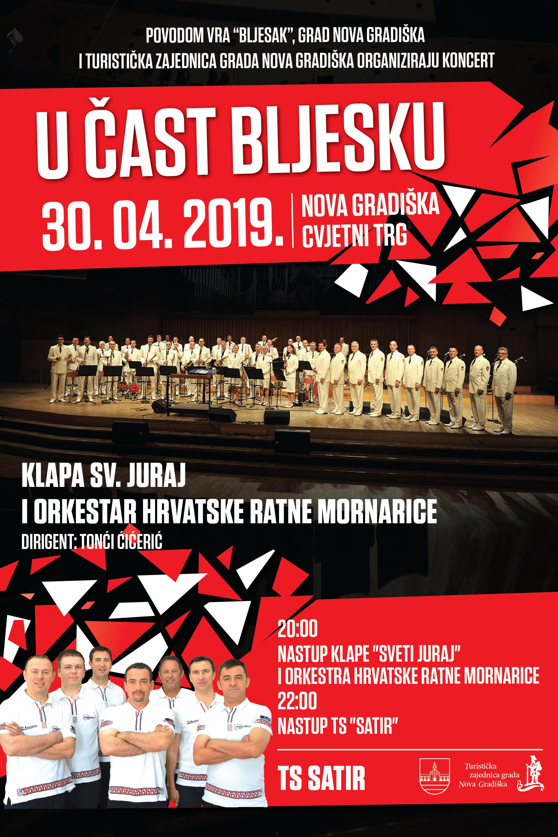 "Festival ""U čast Bljesku"""