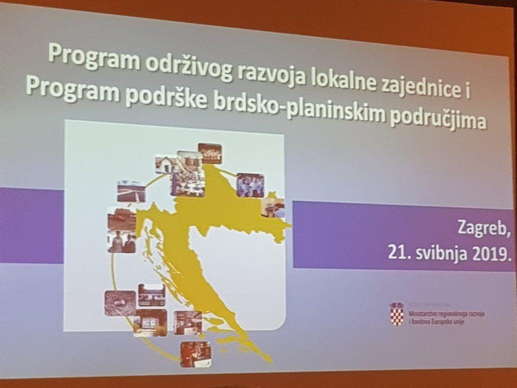 POTPISAN UGOVOR S MINISTARSTVOM REGIONALNOG RAZVOJA I FONDOVA EUROPSKE UNIJE