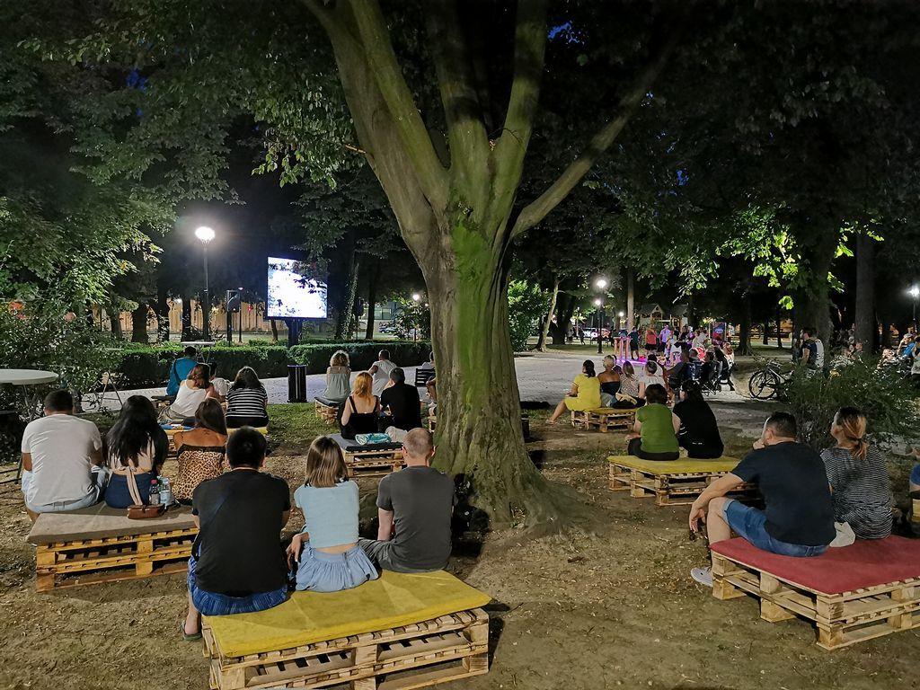 Ljetno kino u Novoj Gradiški