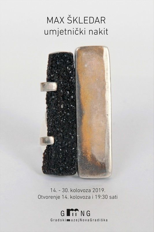Otvorenje izložbe umjetničkog nakita-Gradski muzej Nova Gradiška