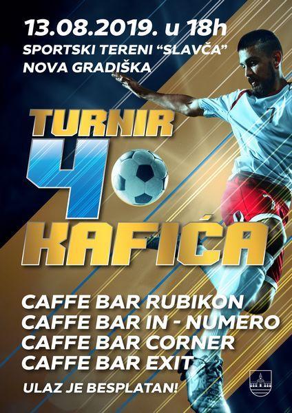 Turnir četiri kafića