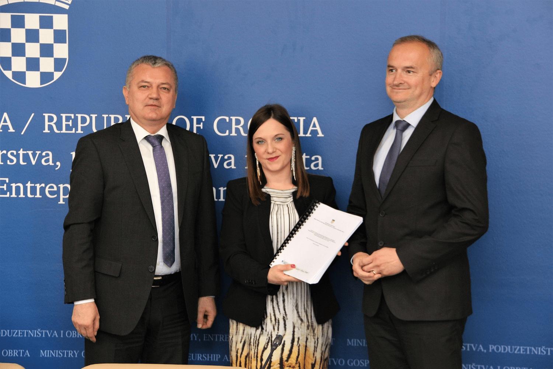 Potpisan ugovor za Centar kompetencija za napredno inženjerstvo