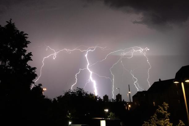 Upozorenje na opasne vremenske pojave