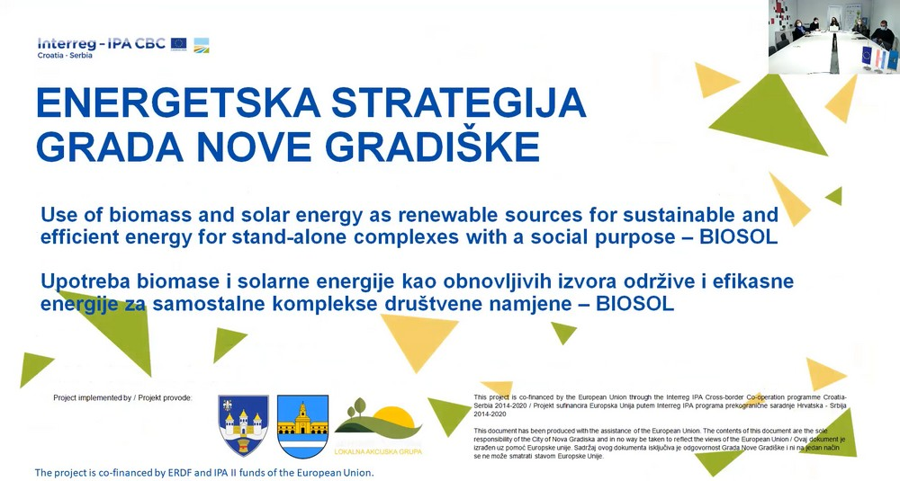 "3. ""Task Force"" sastanak projekta BIOSOL"