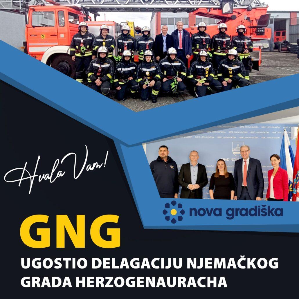 Posjet delegacije grada Herzogenauracha