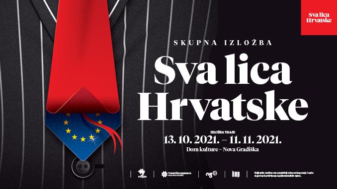 """Najava izložbe """"Sva lica Hrvatske"""""""
